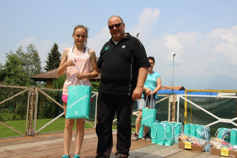 Premiazioni Giro dei Soracoi 2018