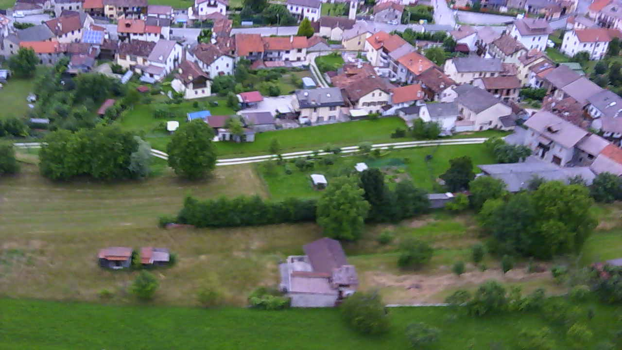 Foto da drone